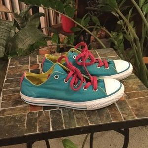 CONVERSE ALL STAR KIDS 2 TONGUE SNEAKS 2